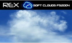 REX Soft Clouds for FS2004