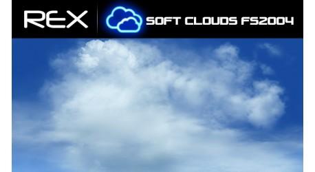 REX Soft Clouds for FS2004