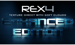 REX 4 - Texture Direct with Soft Clouds - Enhanced Edition