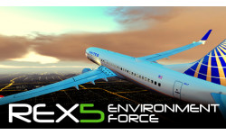 REX 5 - Environment Force for P3D v4.4+
