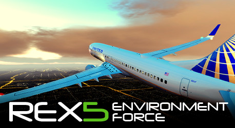 REX 5 - Environment Force for P3D v4 4+ - REX Store
