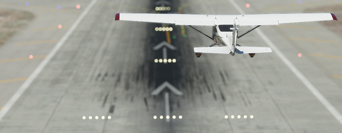 Runway textures Microsoft Flight Simulator