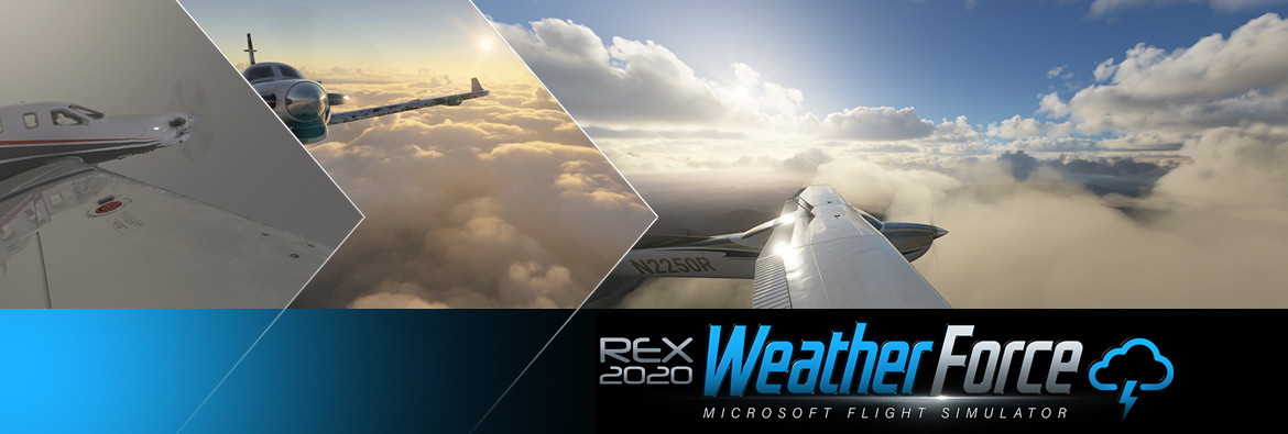 REX Weather Force for Microsoft Flight Simulator