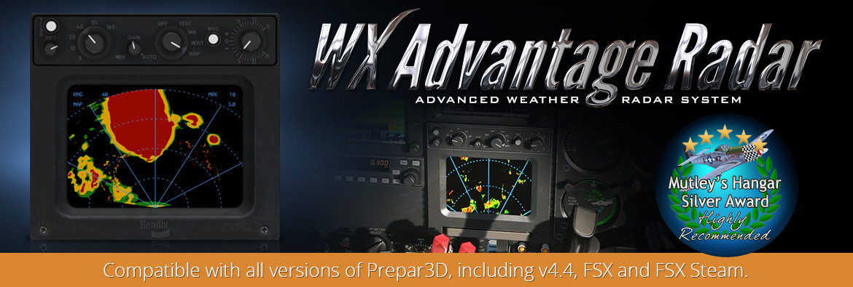 WX Advantage Radar